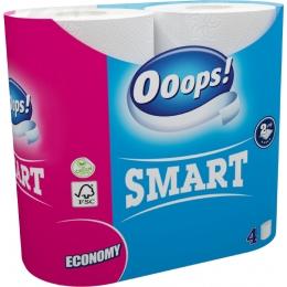 Ooops! Smart – Toalettpapír (2 rétegű)