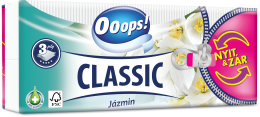 Ooops! Jasmine – paper tissue (3-layer)