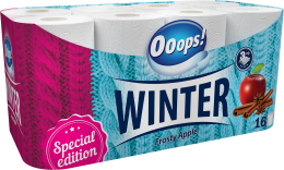 Ooops! WINTER – toilet paper (3-ply)