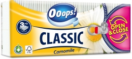 Ooops! Camomile – paper tissue (3-layer)